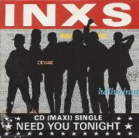 Cover INXS - Need You Tonight
