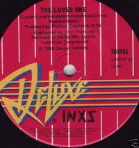 Cover INXS - The Loved One