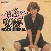 Cover Ireen Sheer - Hey Junge, sag das noch einmal