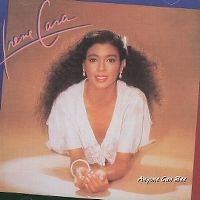 Cover Irene Cara - Anyone Can See