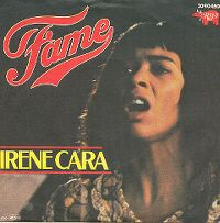 Cover Irene Cara - Fame
