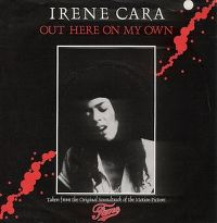 Cover Irene Cara - Out Here On My Own