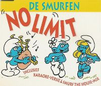 Cover Irene Moors & De Smurfen - No Limit