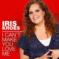 Cover Iris Kroes - I Can't Make You Love Me