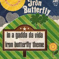 Cover Iron Butterfly - In-A-Gadda-Da-Vida
