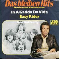 Cover Iron Butterfly - In-A-Gadda-Da-Vida