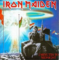 Cover Iron Maiden - 2 Minutes To Midnight