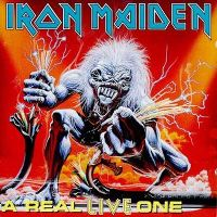 Cover Iron Maiden - A Real Live One