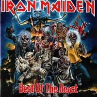 Cover Iron Maiden - Best Of The Beast