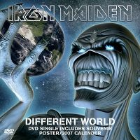 Cover Iron Maiden - Different World