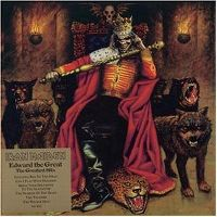 Cover Iron Maiden - Edward The Great - The Greatest Hits