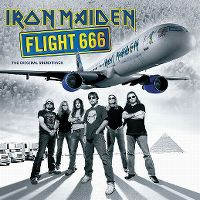 Cover Iron Maiden - Flight 666