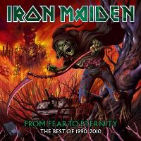 Cover Iron Maiden - From Fear To Eternity - The Best Of 1990-2010