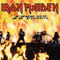 Cover Iron Maiden - From Here To Eternity