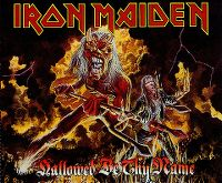 Cover Iron Maiden - Hallowed Be Thy Name