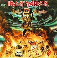 Cover Iron Maiden - Holy Smoke