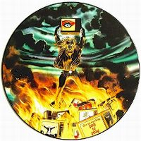 Cover Iron Maiden - Holy Smoke