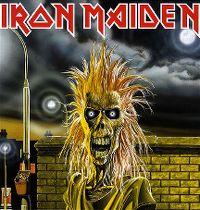 Cover Iron Maiden - Iron Maiden
