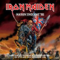 Cover Iron Maiden - Maiden England '88