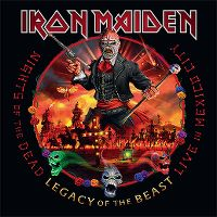 Cover Iron Maiden - Nights Of The Dead, Legacy Of The Beast - Live In Mexico City
