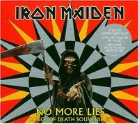 Cover Iron Maiden - No More Lies