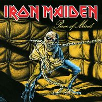 Cover Iron Maiden - Piece Of Mind