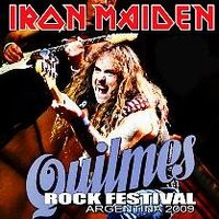Cover Iron Maiden - Quilmes Rock Festival Argentina 2009