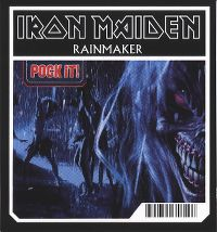 Cover Iron Maiden - Rainmaker
