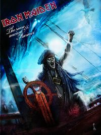 Cover Iron Maiden - Rime Of The Ancient Mariner