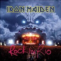 Cover Iron Maiden - Rock In Rio