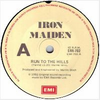 Cover Iron Maiden - Run To The Hills