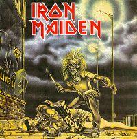 Cover Iron Maiden - Sanctuary