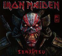 Cover Iron Maiden - Senjutsu