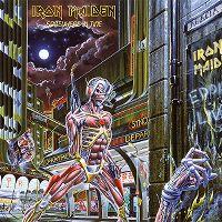 Cover Iron Maiden - Somewhere In Time