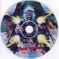 Cover Iron Maiden - Tailgunner