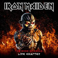Cover Iron Maiden - The Book Of Souls: Live Chapter