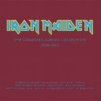 Cover Iron Maiden - The Complete Albums Collection 1990-2015