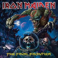 Cover Iron Maiden - The Final Frontier