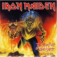 Cover Iron Maiden - The Number Of The Beast