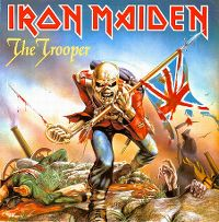 Cover Iron Maiden - The Trooper