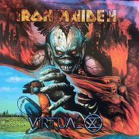 Cover Iron Maiden - Virtual XI