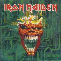 Cover Iron Maiden - Virus
