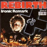 Cover Ironic Remark - Rebirth Of An Anti-Christ