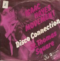 Cover Isaac Hayes Movement - Disco Connection