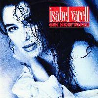Cover Isabel Varell - Geh' nicht vorbei