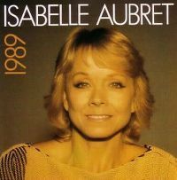Cover Isabelle Aubret - 1989