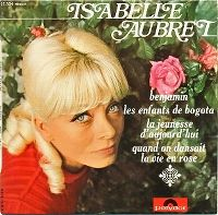 Cover Isabelle Aubret - Benjamin