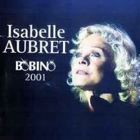 Cover Isabelle Aubret - Bobino 2001