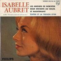 Cover Isabelle Aubret - Deux enfants au soleil