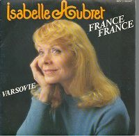 Cover Isabelle Aubret - France France